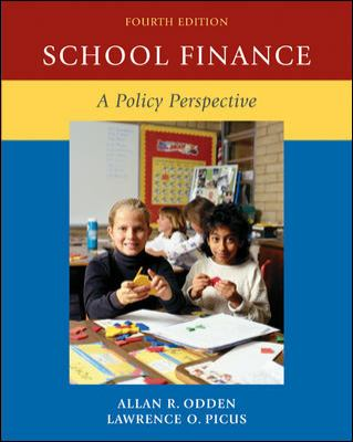 School Finance: A Policy Perspective 9780073525921