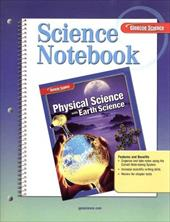 Science Notebook: Physical Science with Earth Science 280544