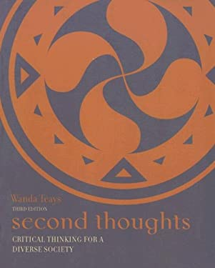 Second Thoughts: Critical Thinking for a Diverse Society 9780072993509