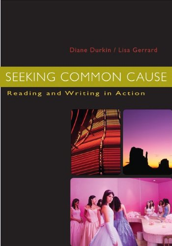 Seeking Common Cause: Reading and Writing in Action 9780072442595