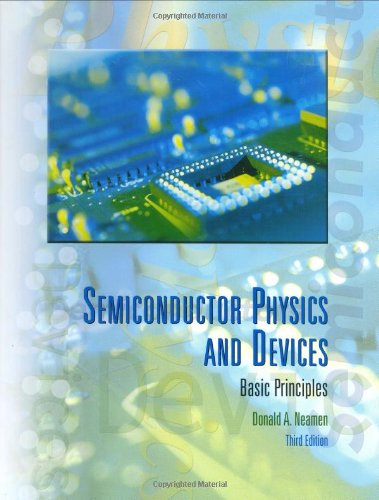 Semiconductor Physics and Devices 9780072321074
