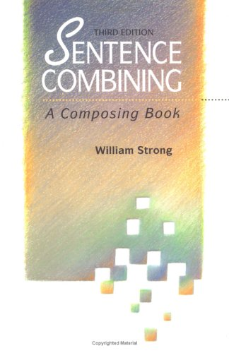 Sentence Combining: A Composing Book 9780070625358