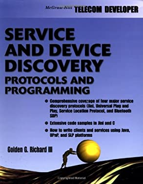 Service and Device Discovery 9780071379595