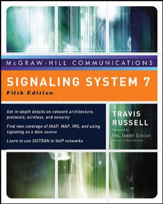 Signaling System #7 9780071468794