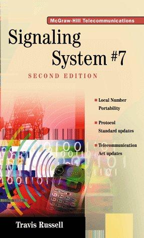 Signaling System #7 9780070580329