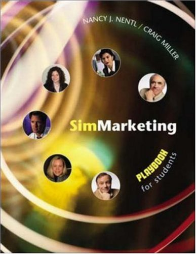 Simmarketing (Student CD/Manual) 9780072839692