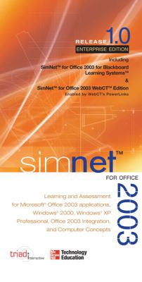 Simnet for Office 2003 Release 1.0 9780072966213