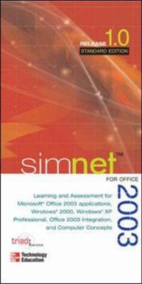 Simnet for Office 2003 Standard Edition 9780072971293