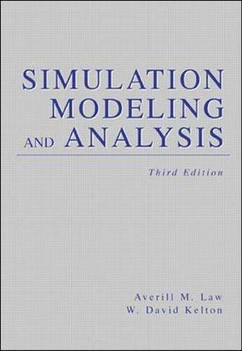 Simulation Modeling and Analysis 9780070592926