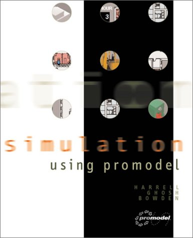 Simulation Using Promodel W/CD-ROM [With CDROM] 9780072397666