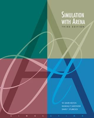 Simulation with Arena W/ CD-ROM [With CDROM] 9780072919813