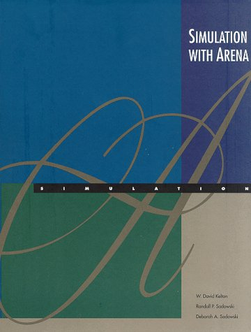 Simulation with Arena [With *] 9780075612599