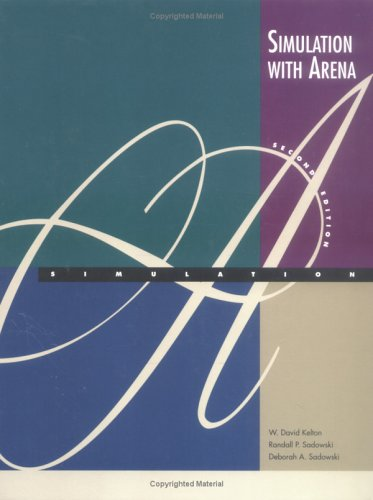Simulation with Arena [With CDROM] 9780072507393