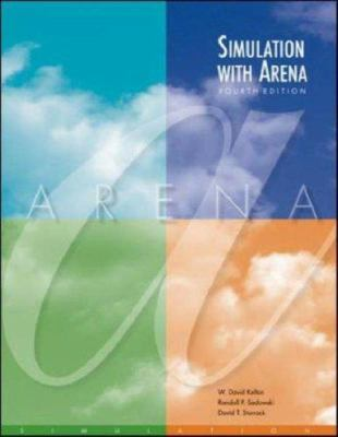 Simulation with Arena [With CDROM] 9780073259895