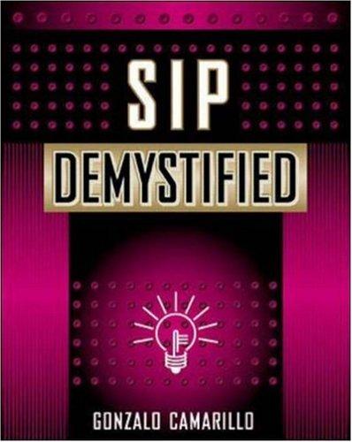 Sip Demystified 9780071373401