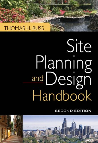 Site Planning and Design Handbook 9780071605588