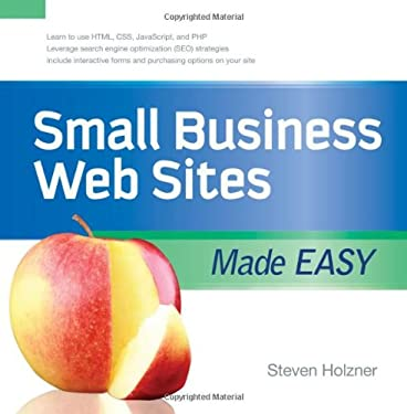 Small Business Web Sites Made Easy 9780071614818
