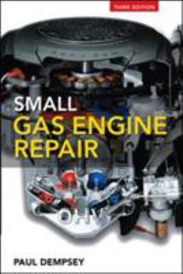 Small Gas Engine Repair 9780071496674