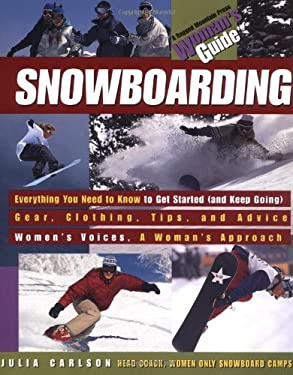 Snowboarding: A Woman's Guide 9780070120389