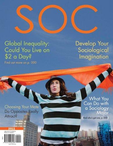 Soc 2011 Edition 9780073528298