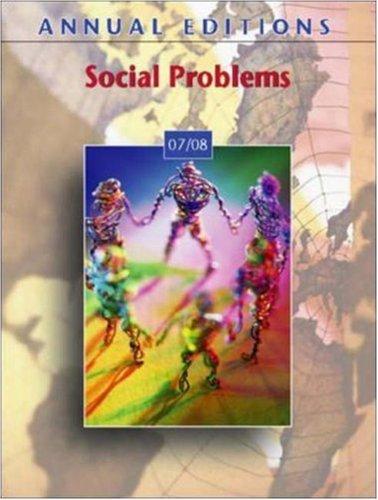 Social Problems 9780073397344
