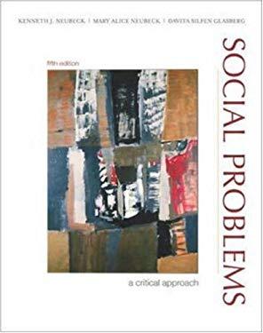Social Problems: A Critical Approach 9780072968040
