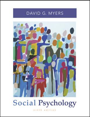 Social Psychology 9780073531892