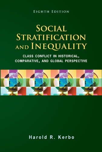 Social Stratification and Inequality 9780078111655