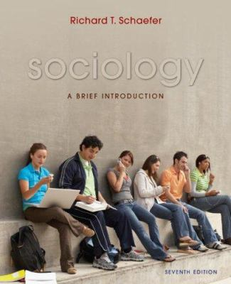 Sociology: A Brief Introduction [With Audio Abridgement CD Set] 9780073293912