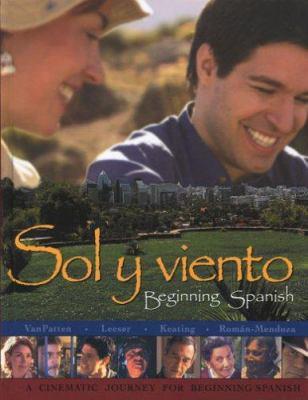 Sol y Viento [With Registration Code] 9780072972191