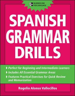 Spanish Grammar Drills 9780071472692