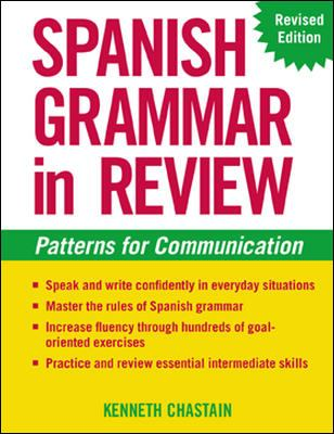 Spanish Grammar in Review 9780071414166