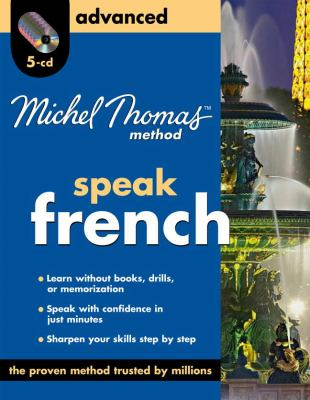 Speak French: Advanced 9780071601009