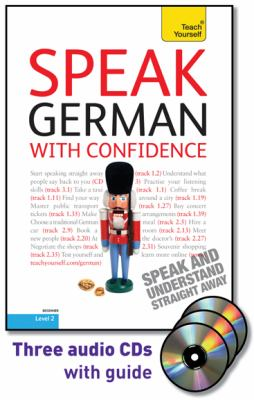 Speak German with Confidence, Level 2 9780071664592