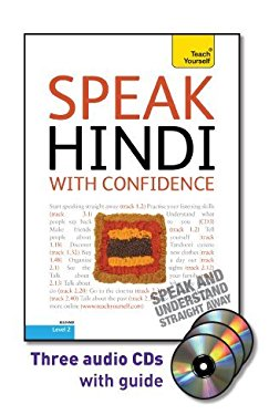 Speak Hindi with Confidence [With Booklet] 9780071736053