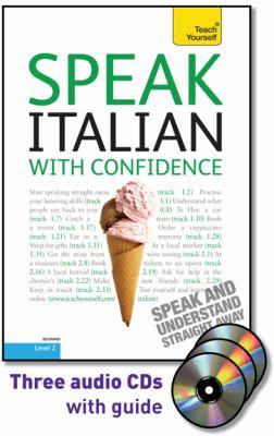 Speak Italian with Confidence, Level 2 9780071664622