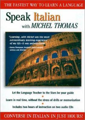 Speak Italian with Michel Thomas 9780071380621