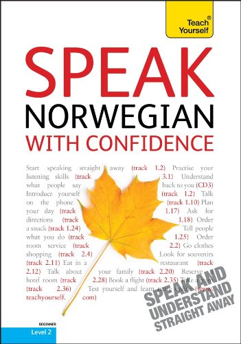 Speak Norwegian with Confidence [With Booklet] 9780071736077