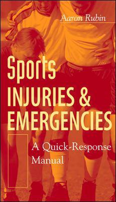 Sports Injuries and Emergencies 9780071396103