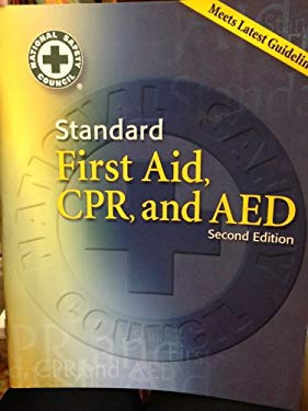 Standard First Aid, CPR, and AED 9780073019352