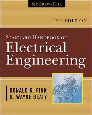 Standard Handbook for Electrical Engineers 9780071441469