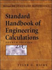 Standard Handbook of Engineering Calculations 253526