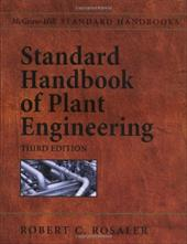 Standard Handbook of Plant Engineering 250089