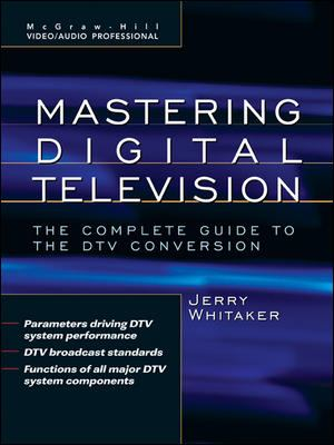 Standard Handbook of Video and Television Engineering [With CDROM] 9780071411806