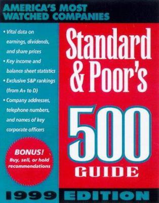 Standard & Poor's 500 Guide 9780070527645