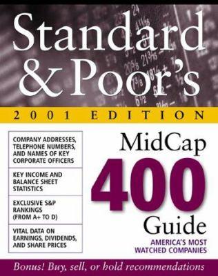 Standard & Poor's MidCap 400 Guide 9780071365031