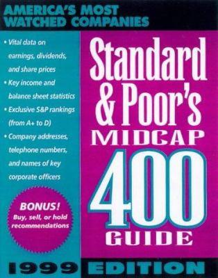 Standard & Poor's Midcap 400 Guide 9780070527652