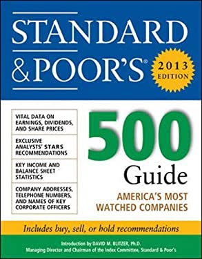 Standard and Poors 500 Guide 2013 9780071803274