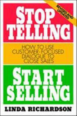 Stop Telling Start Selling 9780070525580
