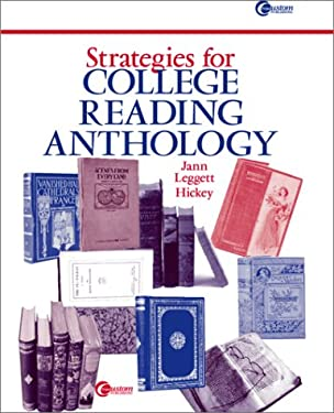 Strategies for College Reading Anthology 9780074324202